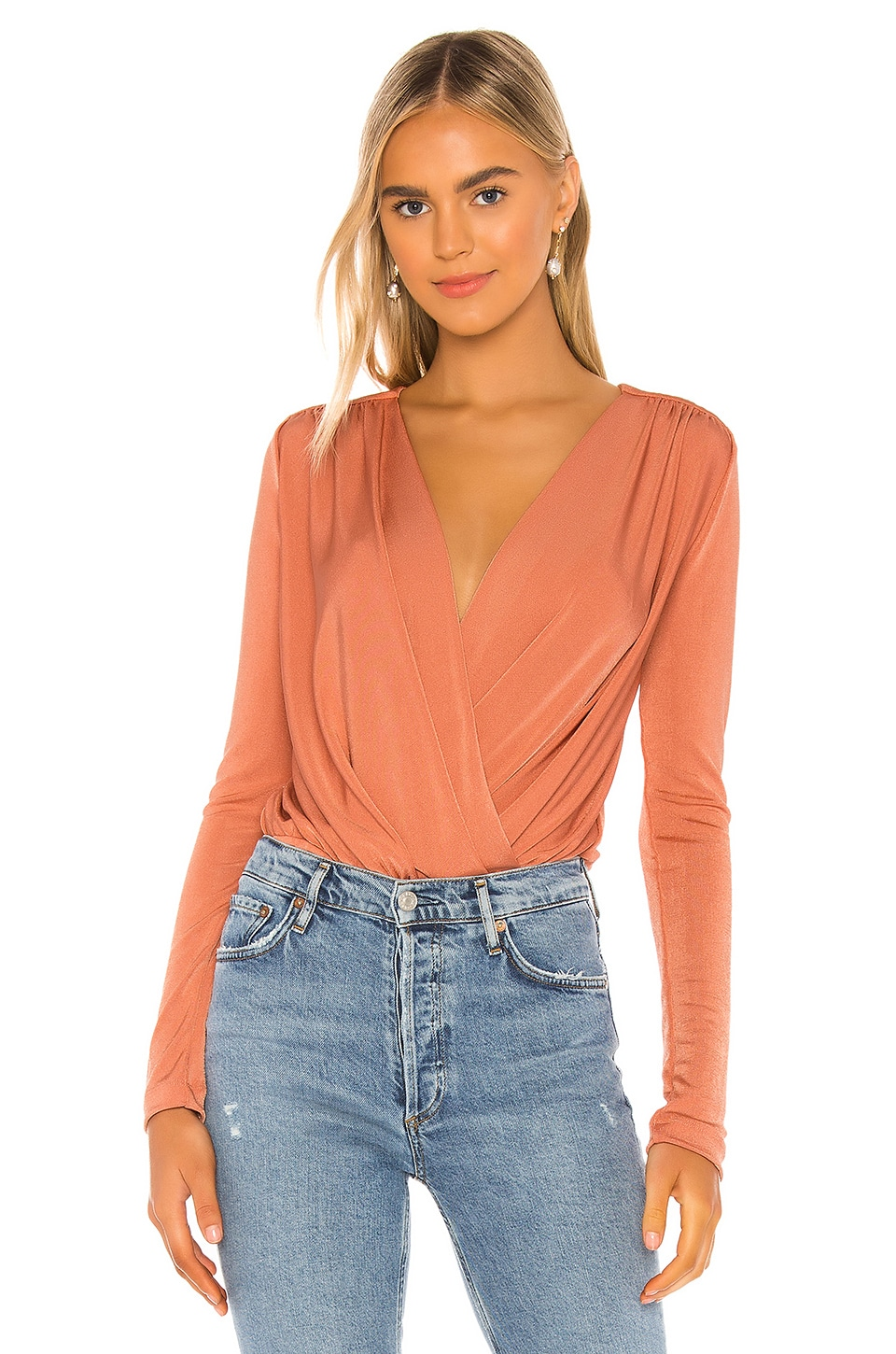 Turnt Bodysuit                     Free People 7