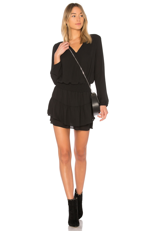 Smocked Surplice Dress             krisa                                                                                                       CA$ 265.88 4