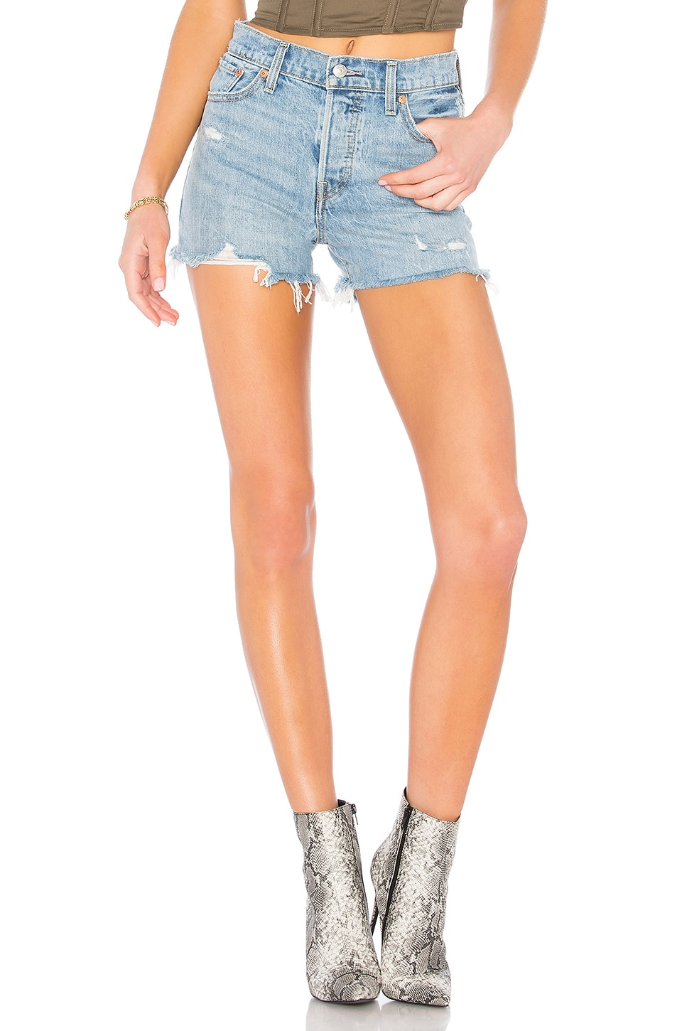 Wedgie Short                   LEVI'S                                                                                                                                                     Sale price:                                                                        CA$ 64.08                                                                                                  Previous price:                                                                       CA$ 128.16 10