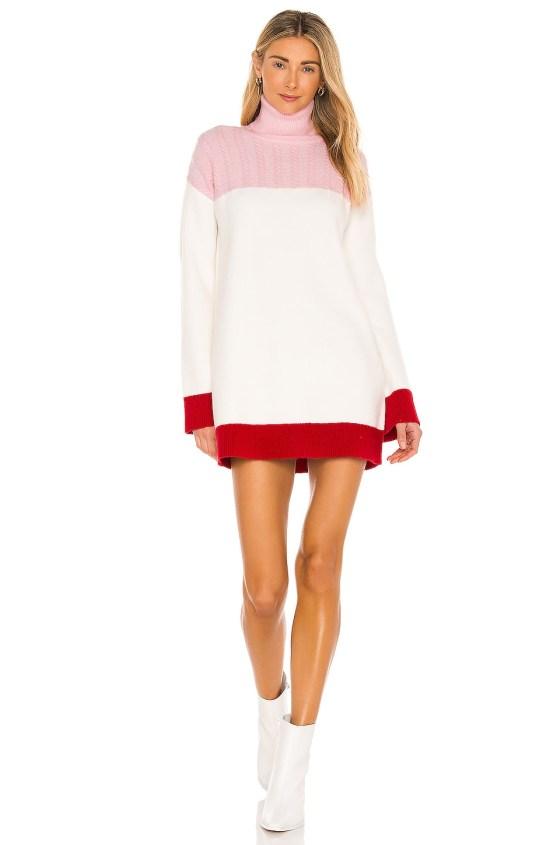 Kane Sweater Dress                     Lovers + Friends 8