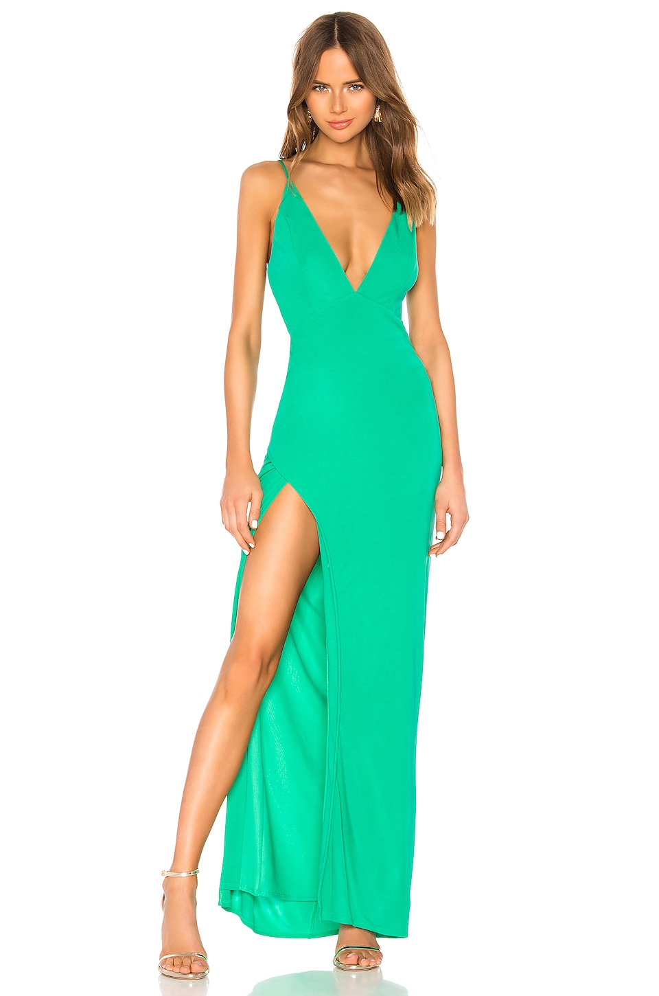 Maddox Gown                   Lovers + Friends                                                                                                                                                     Sale price:                                                                        CA$ 149.08                                                                                                  Previous price:                                                                       CA$ 285.09 30