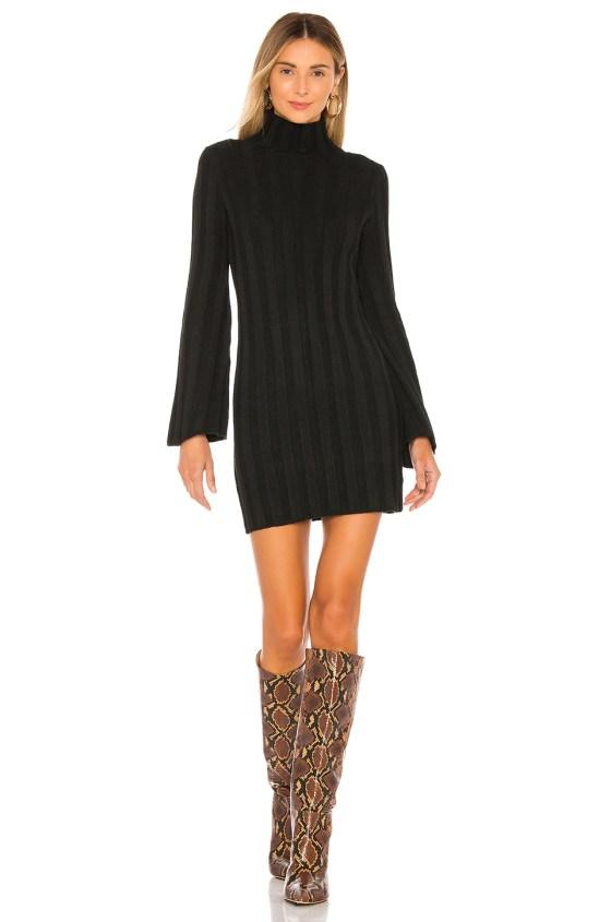 Taytay Sweater Dress                   Lovers + Friends                                                                                                                             CA$ 193.55 3