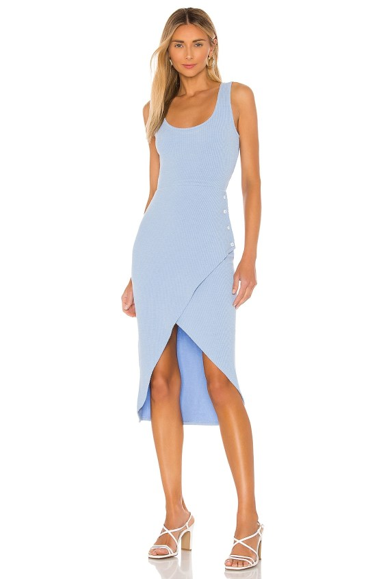 Macpherson Midi Dress             Lovers + Friends                                                                                                       CA$ 196.21 7