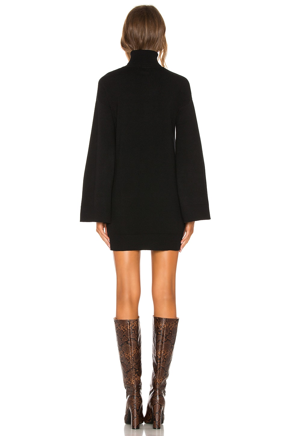 Fallon Sweater Dress, view 3, click to view large image.