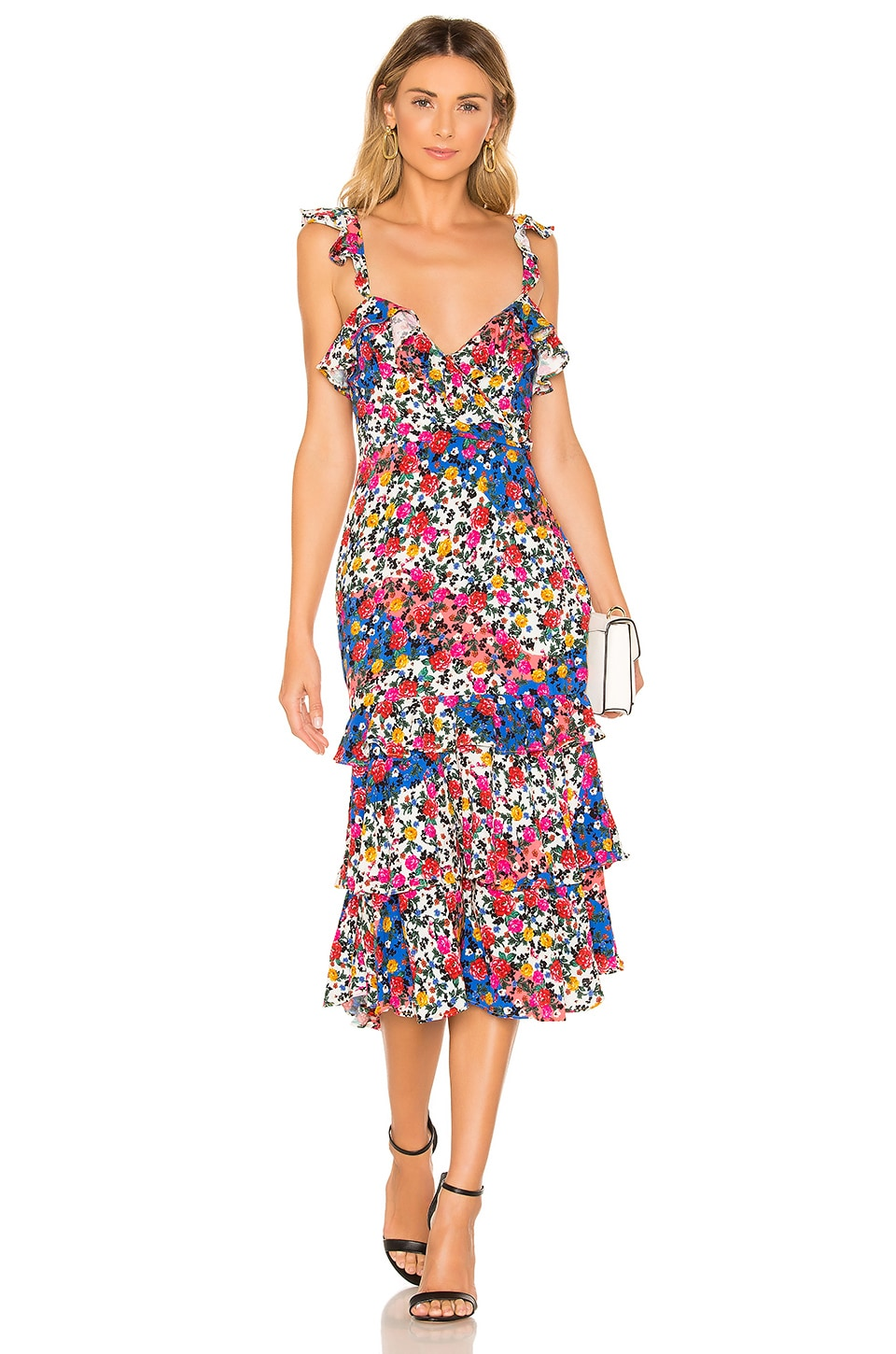 Nolita Midi Dress             MAJORELLE                                                                                                                                         Sale price:                                                                       CA$ 237.44                                                                                                  Previous price:                                                                       CA$ 338.39 6
