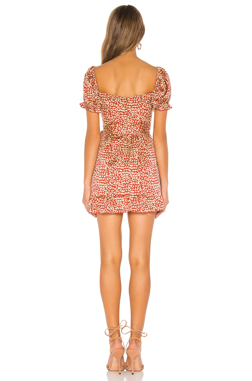 Shiloh Mini Dress, view 3, click to view large image.
