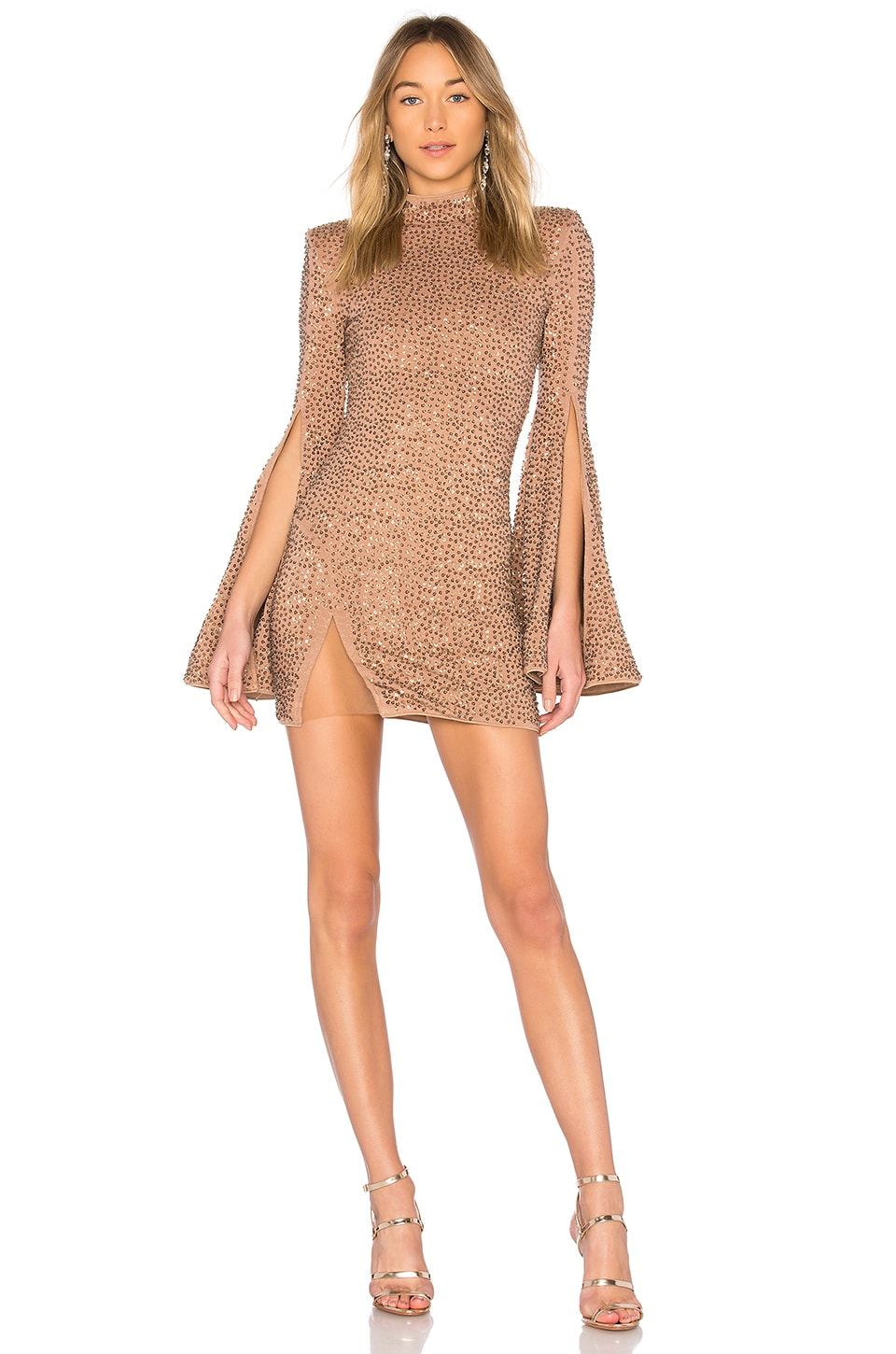 x REVOLVE Mr. Gibson Mini Dress, view 1, click to view large image.