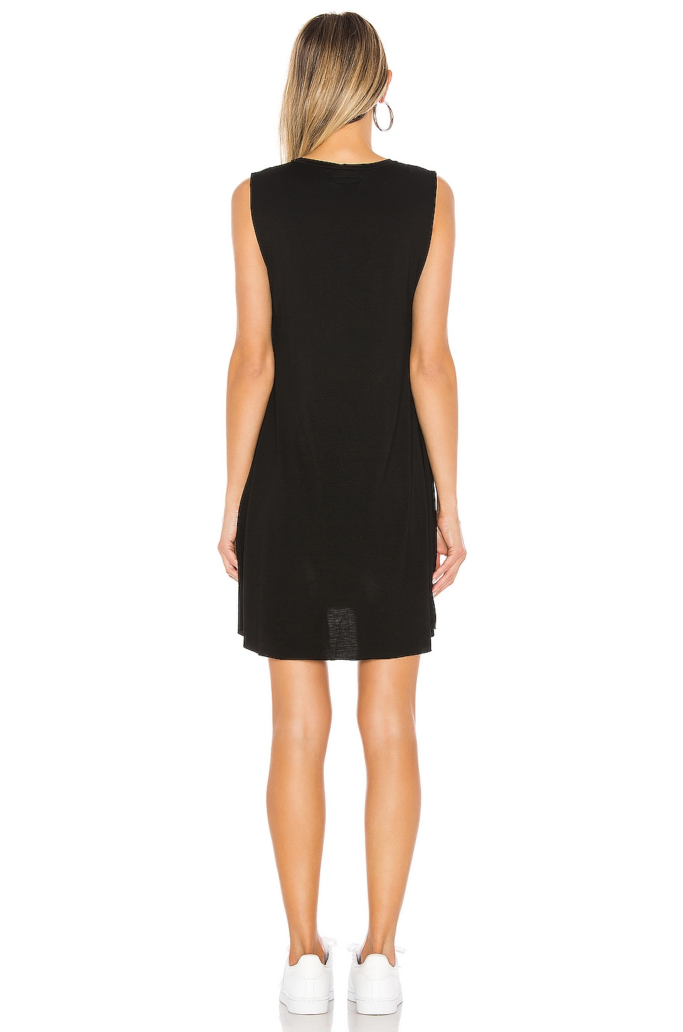 Gilly Sleeveless Dress, view 3, click to view large image.