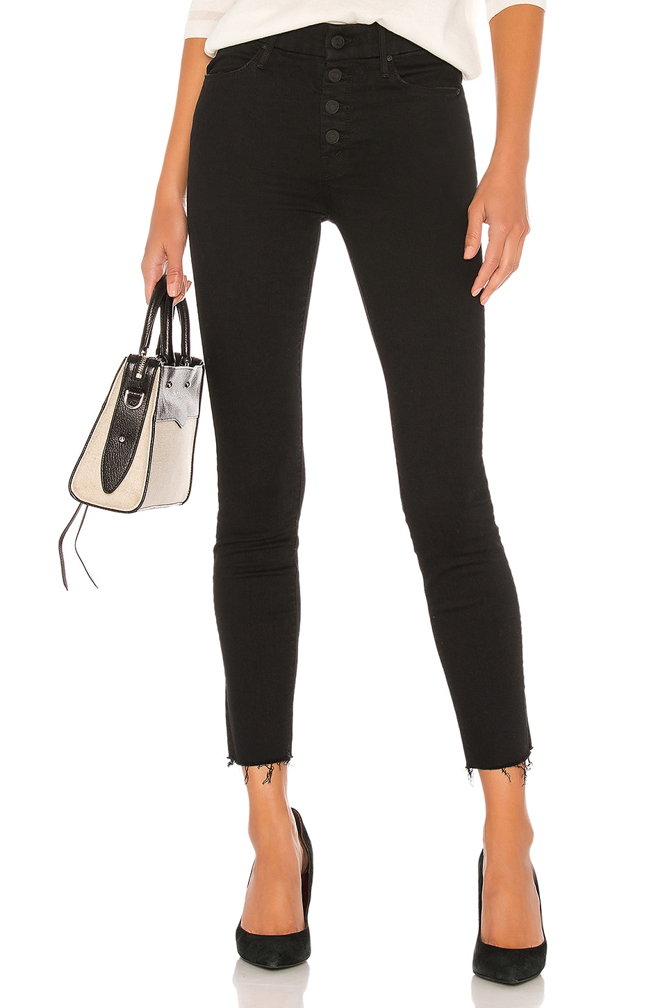 The Pixie Ankle Fray             MOTHER                                                                                                       CA$ 303.16 9