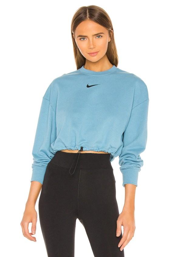 NSW Swoosh Crew Sweatshirt             Nike                                                                                                       CA$ 92.42 4