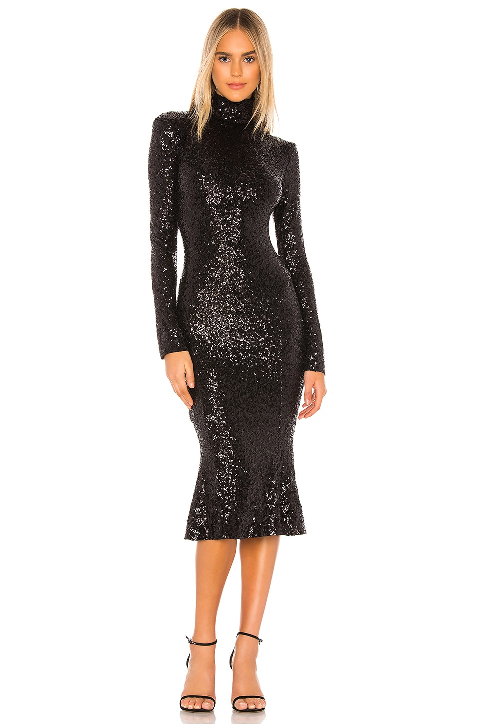 Sequin Fishtail Dress                   Norma Kamali                                                                                                                             CA$ 516.56 1