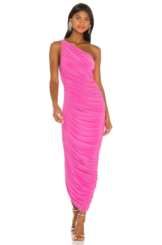 X REVOLVE Diana Gown                     Norma Kamali 5