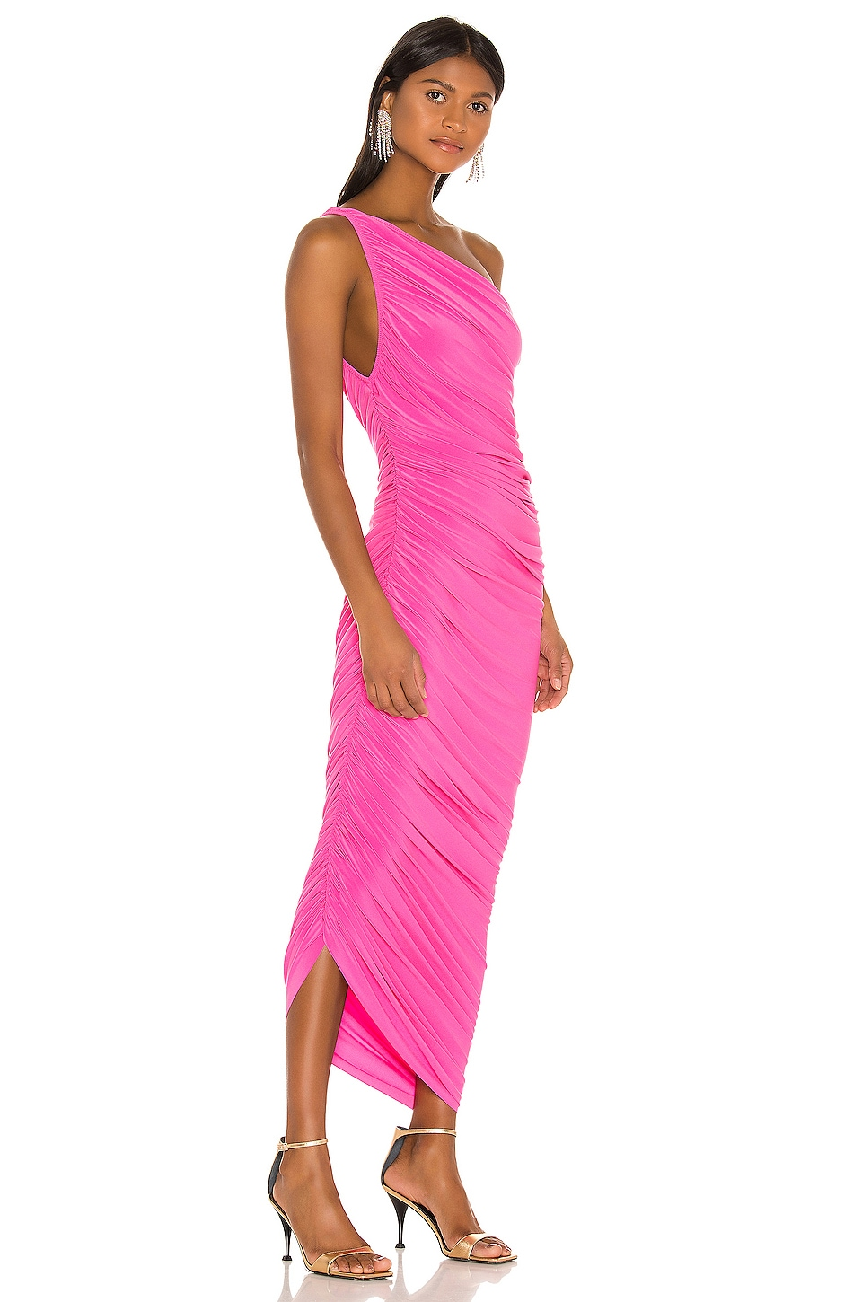 X REVOLVE Diana Gown, view 2, click to view large image.