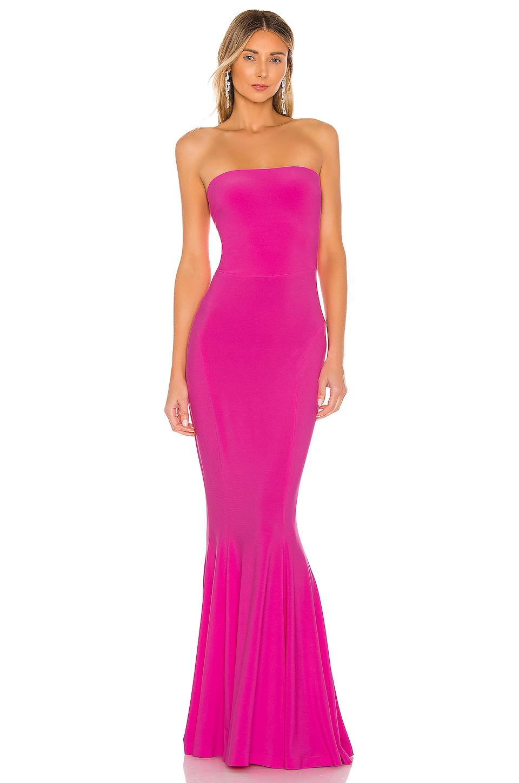 X REVOLVE Strapless Fishtail Gown             Norma Kamali                                                                                                       CA$ 376.78 3