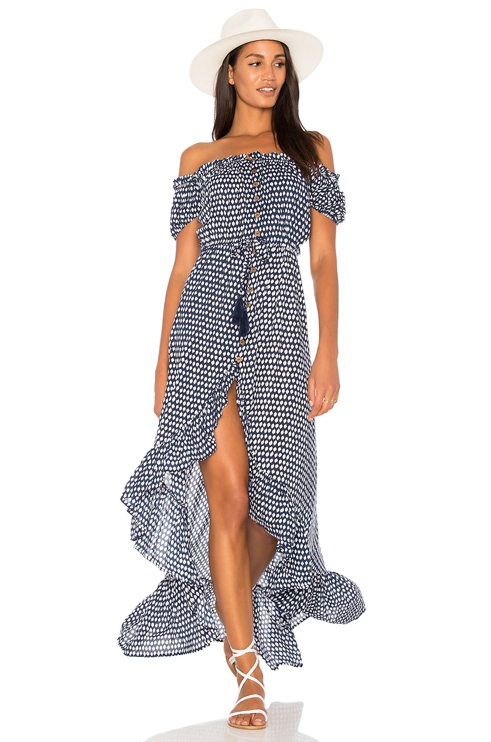 Riviera Maxi Dress                     Tiare Hawaii 11