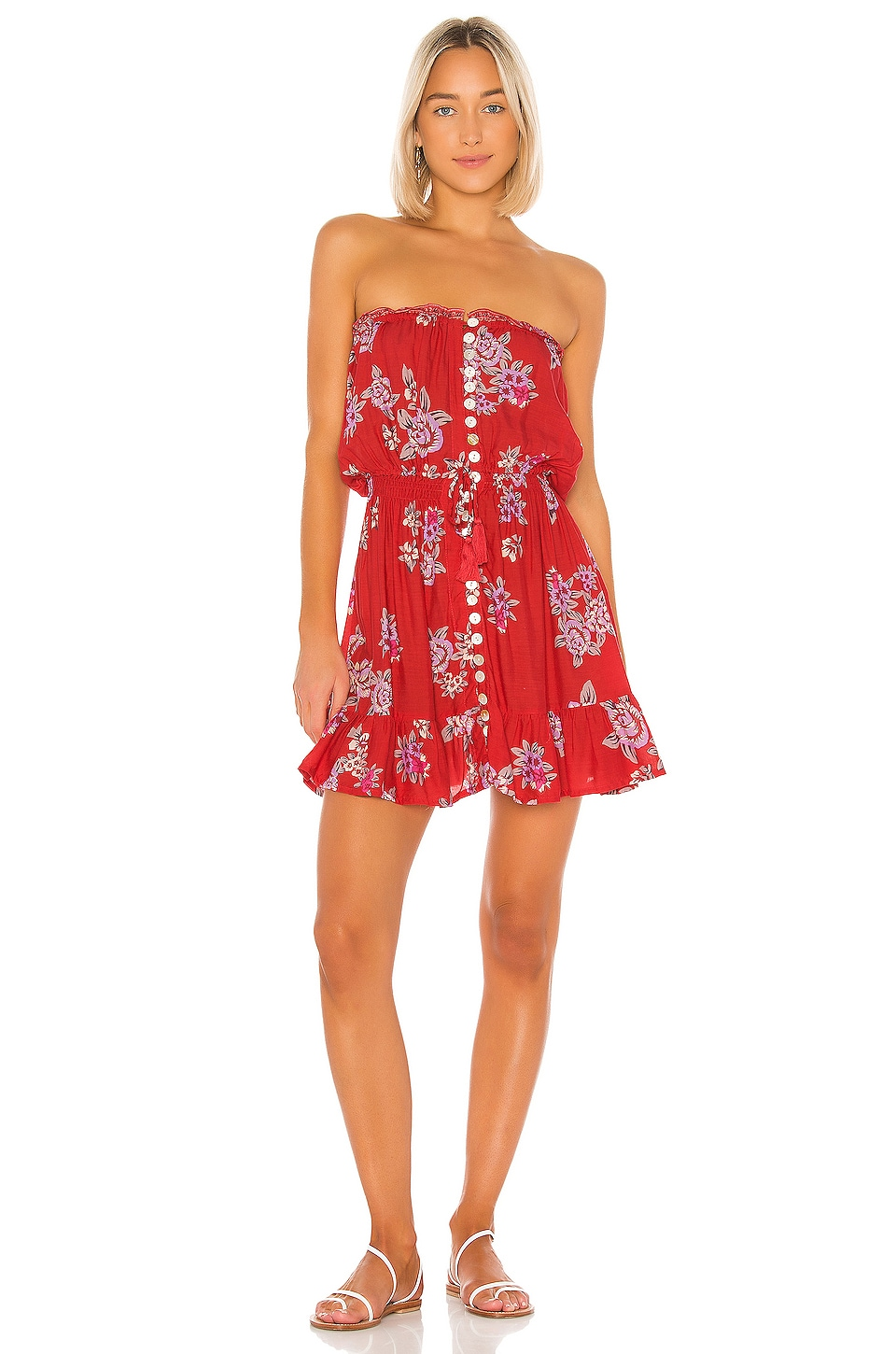 Ryden Mini Dress                     Tiare Hawaii 2