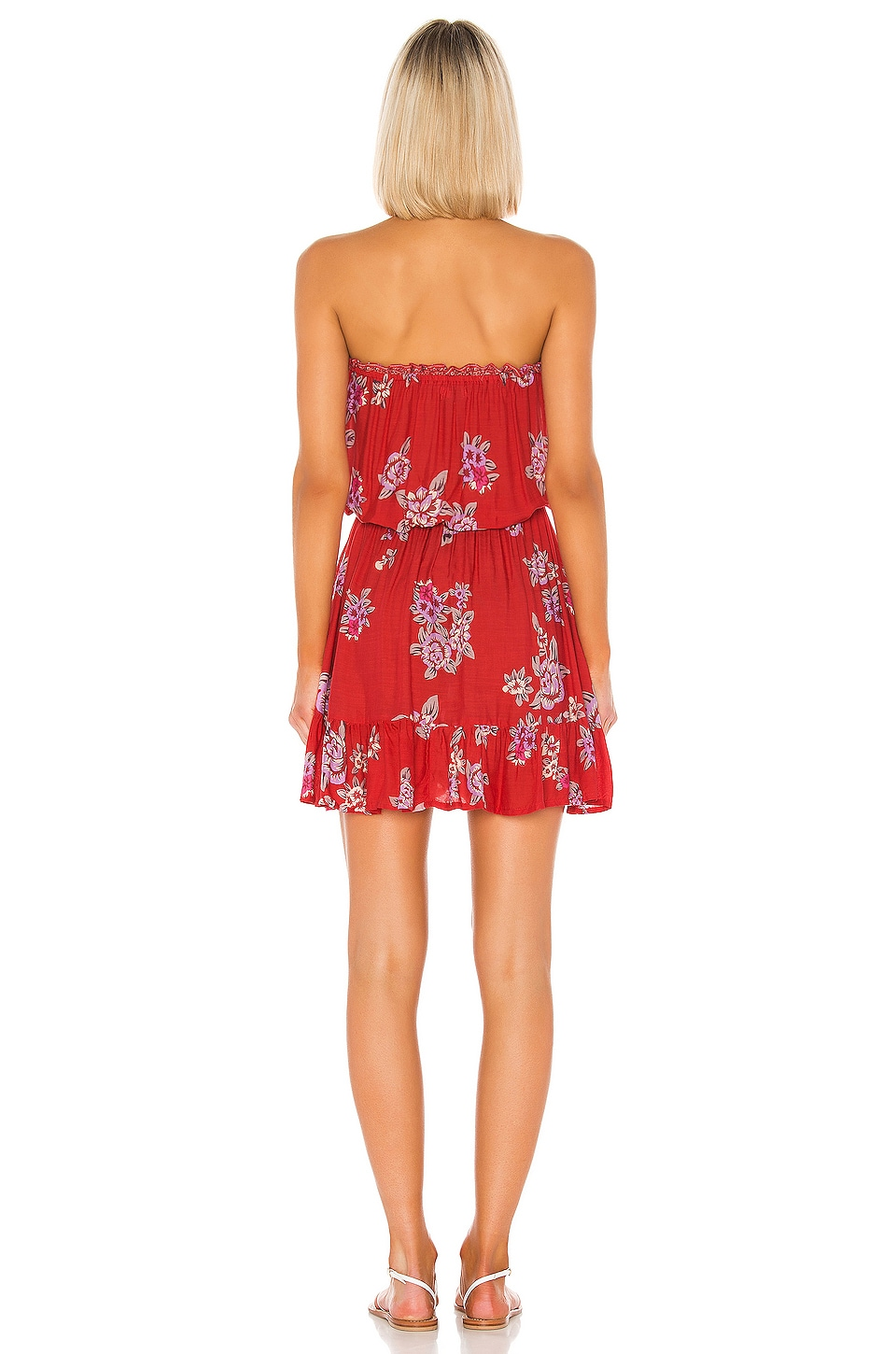 Ryden Mini Dress, view 3, click to view large image.