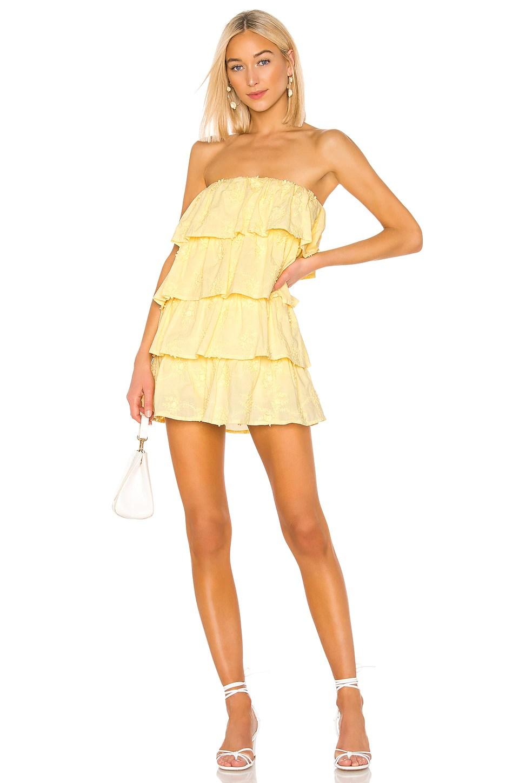 Finley Dress             Tularosa                                                                                                                                         Sale price:                                                                       CA$ 86.43                                                                                                  Previous price:                                                                       CA$ 236.68 2