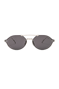 Dior Chroma 3 Sunglasses in Black,Metallic
