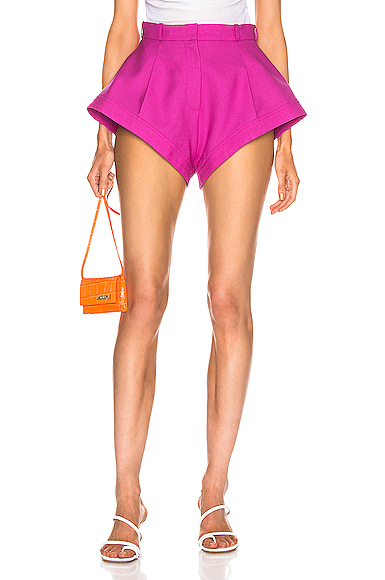 JACQUEMUS Rosa Short in Pink. - size 40 (also in 34)