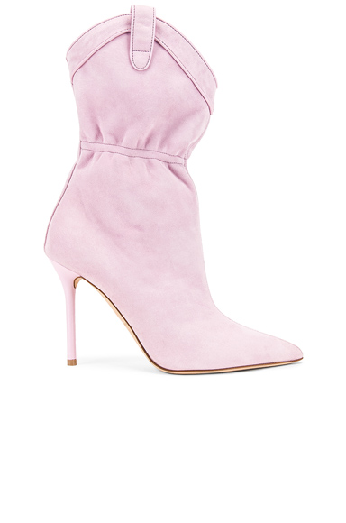 Malone Souliers Daisy Boot in Pink. - size 36 (also in 38.5,39,39.5)