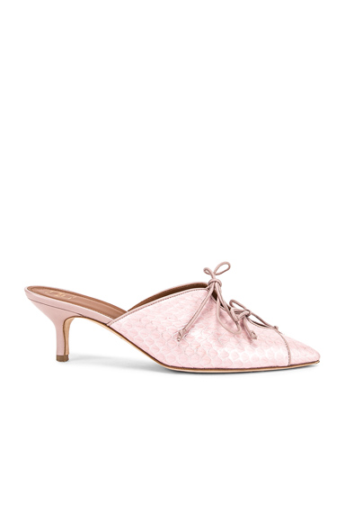 Malone Souliers Victoria MS 45 Heel in Pink. - size 38 (also in 36,37,37.5,38.5,39.5,41)