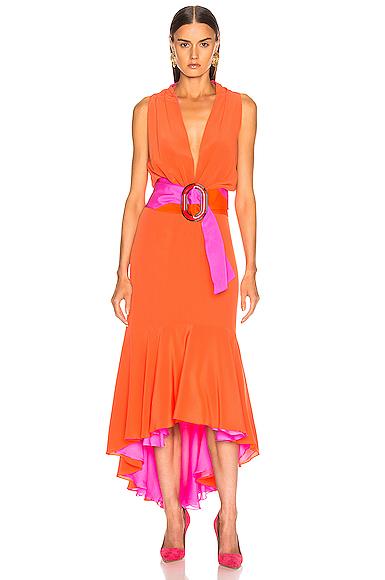 SILVIA TCHERASSI Frid Dress in Multi. - size S (also in )