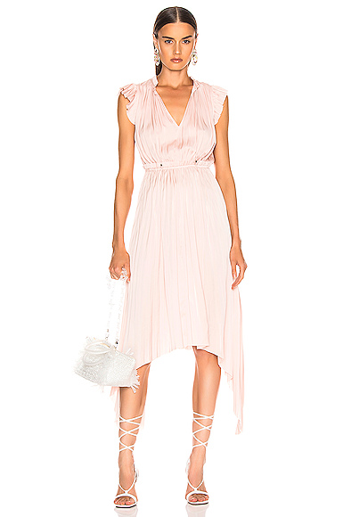 Ulla Johnson Senna Dress in Pink. - size 0 (also in 8)