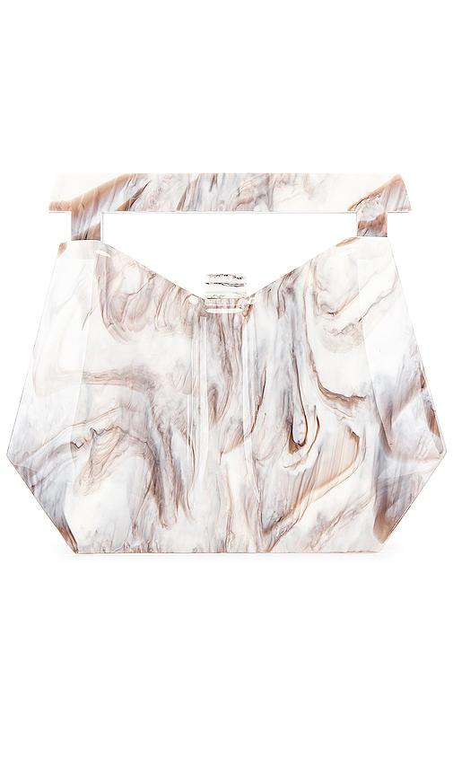 Amber Sceats Renee Handbag in White.