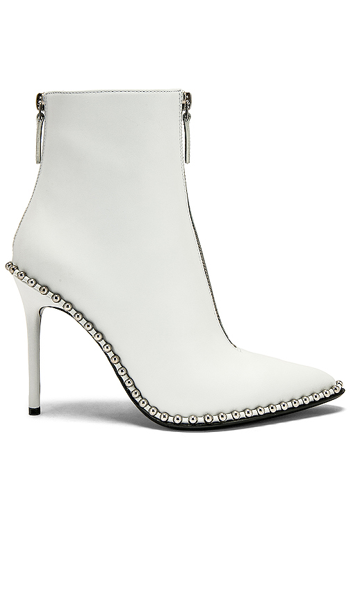 Alexander Wang Eri Bootie in White. - size 39 (also in 36.5,37,37.5,38,38.5,39.5,40)