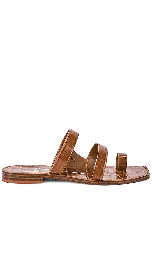 Dolce Vita Isala Sandal in Brown. - size 7 (also in 6,6.5,7.5,8,8.5,9,9.5,10)