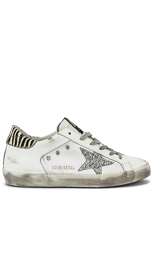 Golden Goose Superstar Sneaker in White. - size 35 (also in 36)