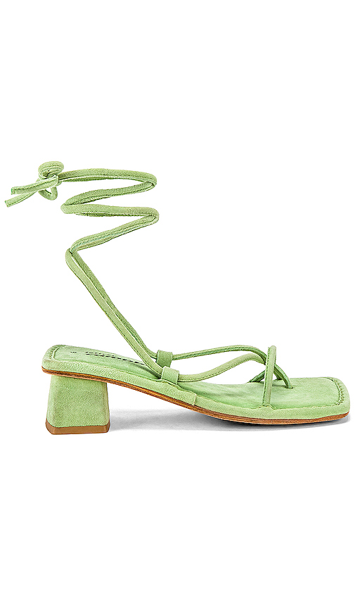 Jeffrey Campbell Kaine Sandal in Green. - size 6 (also in 6.5,7,7.5,8,8.5,9,9.5,10)