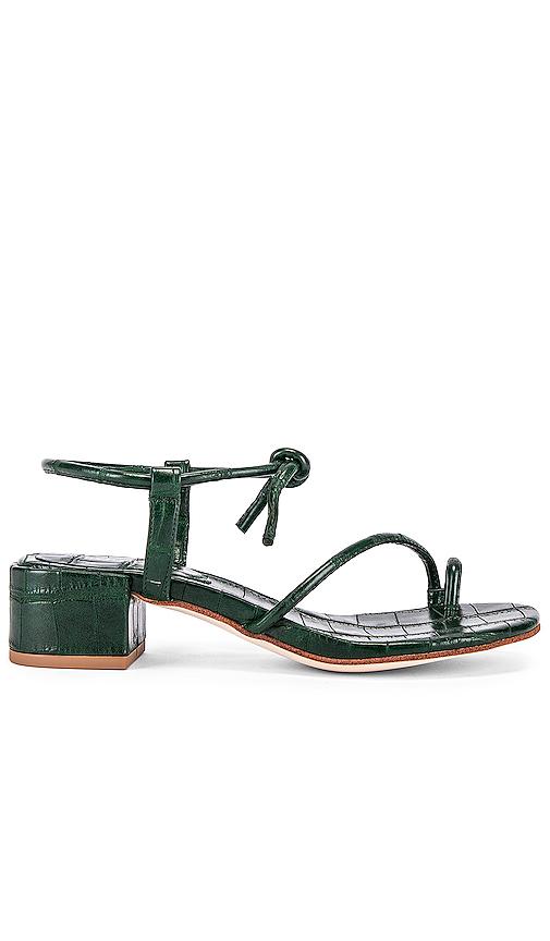 Jeffrey Campbell Zella Sandal in Green. - size 9 (also in 6,6.5)