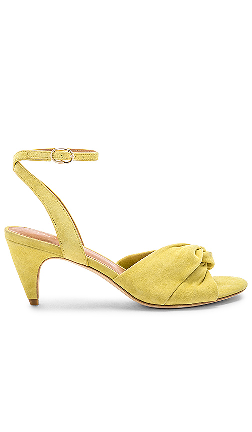 Joie Mallison Heel in Yellow. - size 38 (also in 37,36,36.5,37.5,38.5,39,39.5,40)