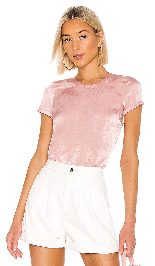 Lovers + Friends Janice Top in Pink. - size S (also in XXS,XS,M,L,XL)