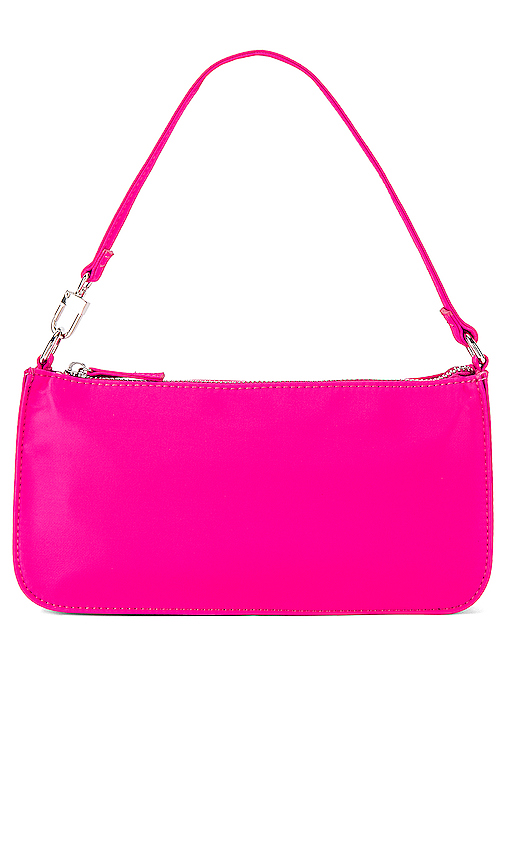Lovers + Friends Jay Shoulder Bag in Pink.