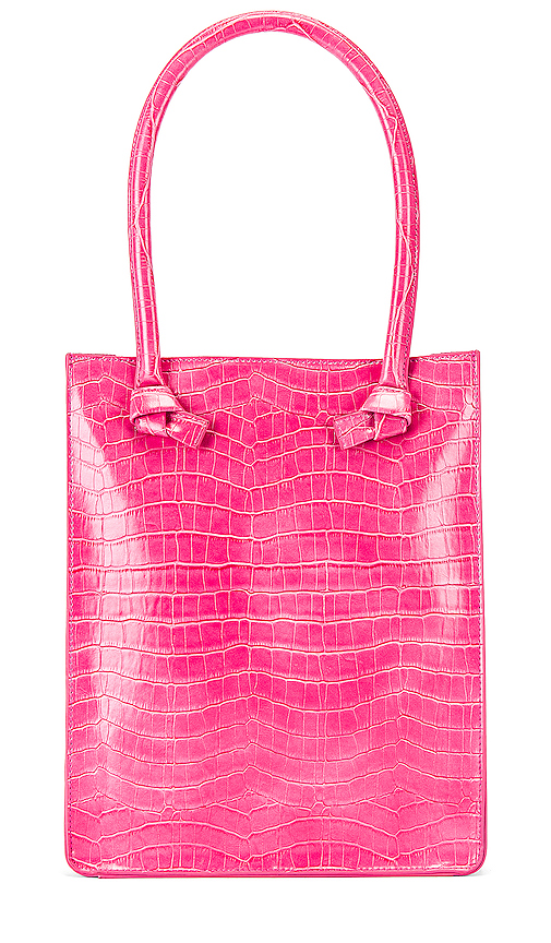 Lovers + Friends Elly Tote in Pink.