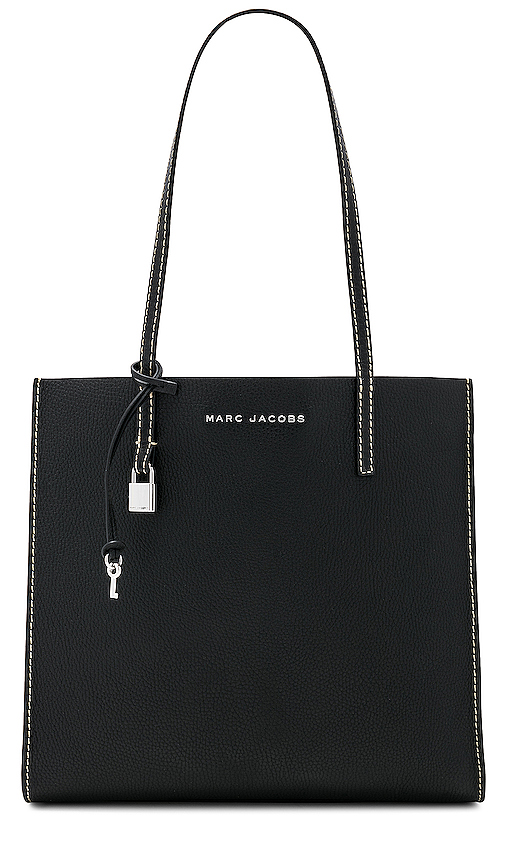 Marc Jacobs The Grind EW Shopper in Black.
