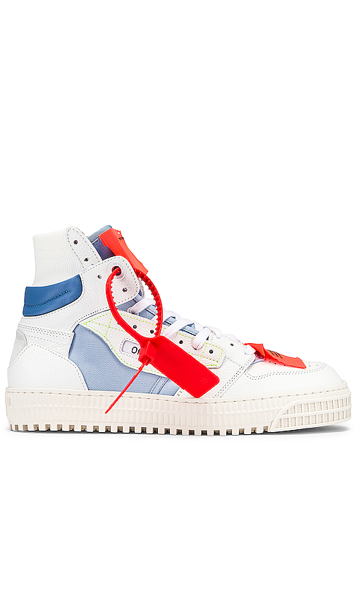 OFF-WHITE Off Court Sneaker in White. - size 36 (also in 35,37,39,40)