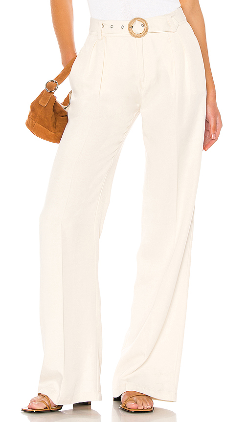 PAIGE Rachel Pant in White. - size 6 (also in 0,2,4,8)