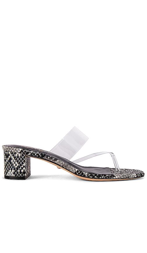 RAYE Nova Sandal in Black. - size 10 (also in 5.5,6,6.5,7,7.5,8,8.5,9,9.5)