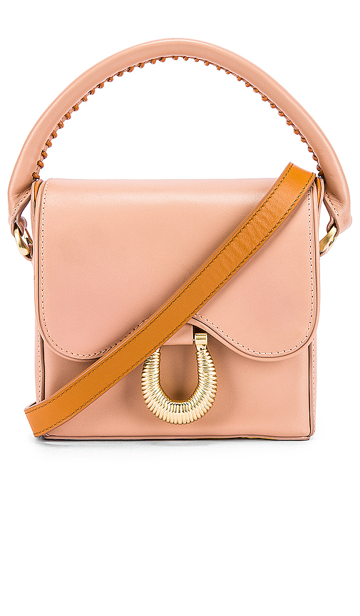 Sancia The Arabella Mini Crossbody in Pink.
