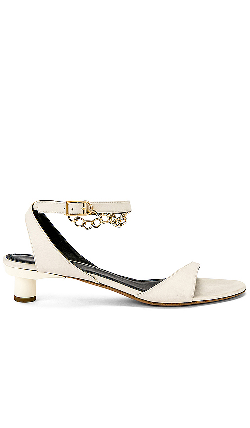 Tibi Nathan Glove Sandal in White. - size 36 (also in 37,38)
