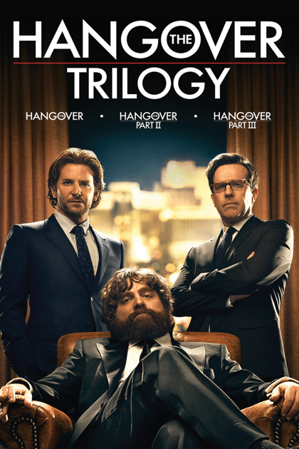 The Hangover Trilogy on iTunes