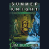 Jim Butcher - Summer Knight: The Dresden Files, Book 4 (Unabridged)  artwork