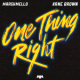 Download Marshmello & Kane Brown - One Thing Right MP3