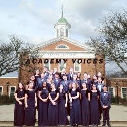Academy Voices album cover
