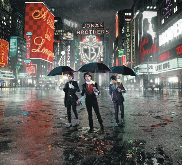 Jonas Brothers – A Little Bit Longer [iTunes Plus AAC M4A]