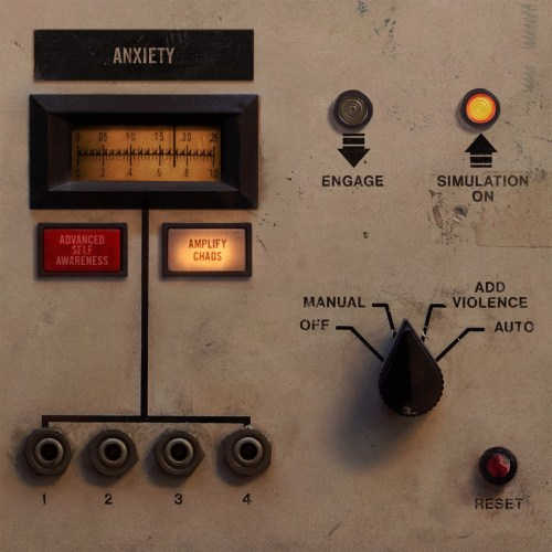 Nine Inch Nails - Add Violence (EP cover)